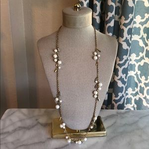 Stella & Dot Eve Stations Necklace